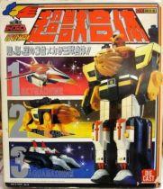 Liveman - DX Live Robo