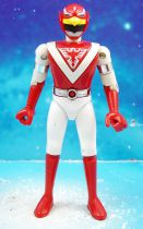 Liveman - Red Falcon loose die-cast figure
