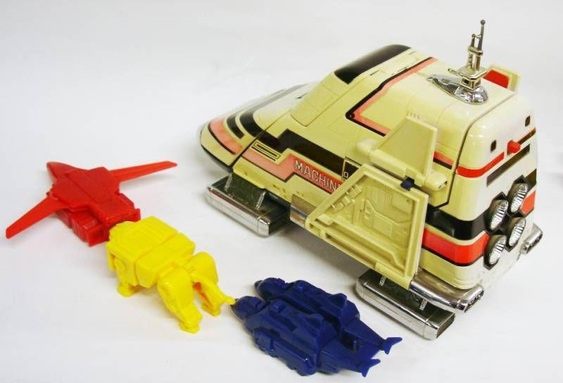 Liveman - ST Machine Buffalo (loose)