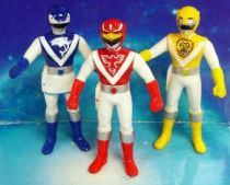 Liveman - vinyl figure set (loose)