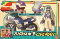 Liveman Blue Dolphin\'s Bike