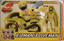 Liveman Yellow Lion\'s Bike