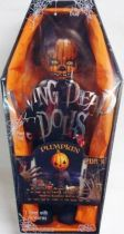 Living Dead Dolls Series 16 - Mezco - Pumpkin