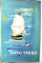 Long Cours - Jeu de plateau - Miro 1959