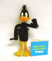 Looney Tunes - 5\\\'\\\' Flocked Bendable Figure - Daffy Duck