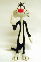Looney Tunes - 6\'\' Bendable Figure - Sylvester