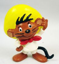 Looney Tunes - Bully PVC Figure 1984 - Speedy Gonzales