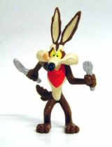 Looney Tunes - Bully PVC Figure 1998 - Wile E. Coyote