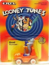 Looney Tunes - Ertl Die-cast - Road Runner in buggy (Mint on Card)