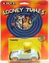 Looney Tunes - Ertl Die-cast - Tweety in Cox VW (Mint on Card)