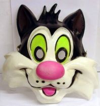 Looney Tunes - Face-mask (by César) - Sylverster the cat