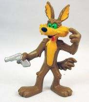Looney Tunes - Figurine PVC Bully 1984 - Vil Coyote