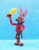 Looney Tunes - Heimo PVC Figure - Bugs Bunny (red jacket)