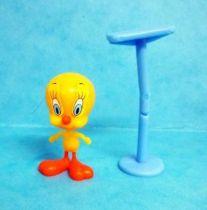 Looney Tunes - Kinder Surprise Premuim Figure 1991- Tweety with perch