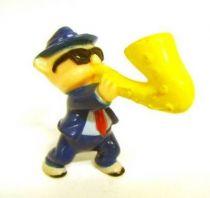 Looney Tunes - Konica PVC Figure - Elmer with Saxo 1994