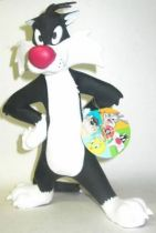 Looney Tunes - Large rubber latex figure - Sylvester