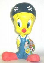Looney Tunes - Large rubber latex figure - Tweety
