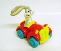 Looney Tunes - McDonald\'s Premium - Bugs Bunny on car