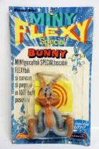 Looney Tunes - Mini-Flexy (FAB / Baravelli) 1969 - Bugs Bunny