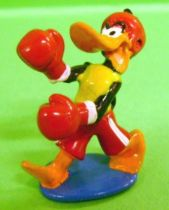 Looney Tunes - Mini PVC Figure 1999 - Daffy Duck Boxer