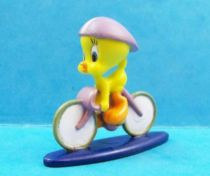 Looney Tunes - PVC Figure 1996 - Tweety cyclist