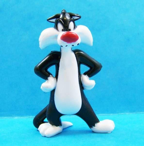 Looney Tunes - PVC Figure 1999 - Sylvester