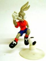 Looney Tunes - PVC Figure with Suction - Bugs Bunny