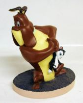 Looney Tunes - Resin Statue Warner Bros. - Marc Anthony & Pussyfoot