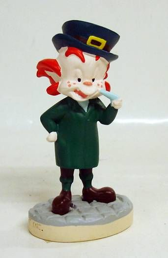 Looney Tunes - Resin Statue Warner Bros. - O\'Pat the Leprechaun