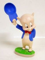 Looney Tunes - Resin Statue Warner Bros. - Porky Pig