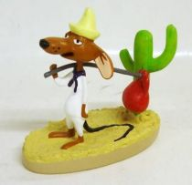 Looney Tunes - Resin Statue Warner Bros. - Slowpoke Rodriguez