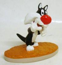 Looney Tunes - Resin Statue Warner Bros. - Sylvester Jr.
