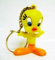 Looney Tunes - Schleich PVC Figure-Keychain 1985 - Tweety