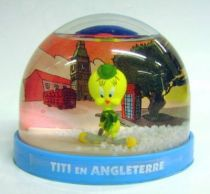 Looney Tunes - Snow Dome - Tweety in England