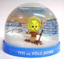 Looney Tunes - Snow Dome - Tweety in North Pole