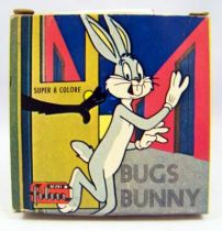 Looney Tunes - Super 8 Color Movie (Mini-Film) -  Bugs Bunny and Indians (ref. BB54)