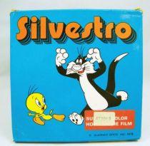 Looney Tunes - Film couleur Super 8 - Sylvestre 01