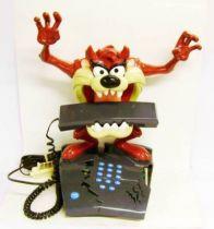 Looney Tunes - Talking Animated Telephone TeleMania 2001 - Tazmanian Devil Taz