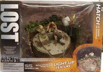 Lost - The Hatch light-up diorama - McFarlane