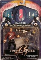 Lost in Space : the movie - Dr. Smith (Sabotage-Action) - Mint on card