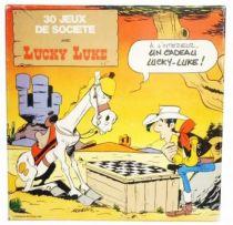 Lucky Luke - 30 Games Orli Jouet (loose in box)