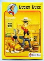 Lucky Luke - Ceji - Action Figure - Lucky Luke & Rantanplan