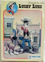 Lucky Luke - Ceji - Mint in box action figure Lucky Luke