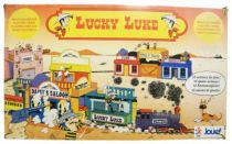 Lucky Luke - Ceji Jouef - Lucky Luke Train Electrique Ho (occasion en boite) 01