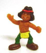 Lucky Luke - Comansi - pvc figure Coyotitos