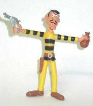 Lucky Luke - Comics Spain - bendable Dalton Mint condition