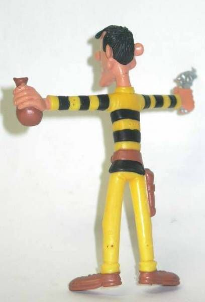 Lucky Luke - Comics Spain - bendable Dalton Mint condition