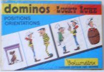 Lucky Luke - Domino game Volumetrix