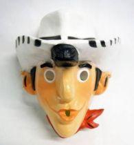 Lucky Luke - face-mask (by César)