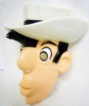 Lucky Luke - face-mask